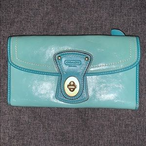 Coach | Leather Wallet | Womens